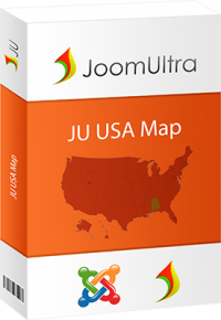 JoomUltra USA Map