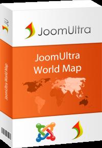 JoomUltra WorldMap